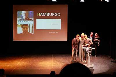 """Para """"Hamburgo"""" de Sergio Alvarez"""