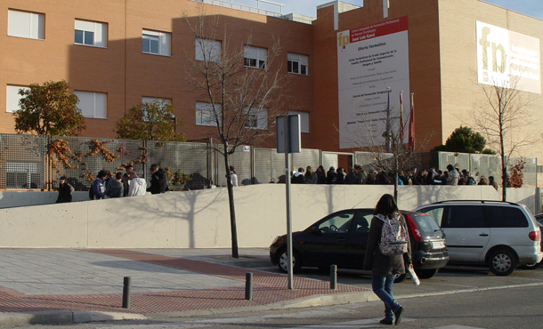 Centro Cultural Pablo Iglesias